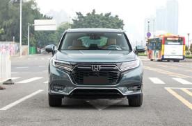 本田又一SUV改款归来!搭2.0T+9AT,能扭转销量颓势?