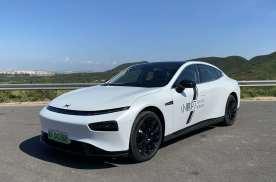 电动汽车新宠,小鹏P7前卫设计下的硬实力