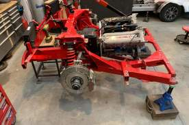 法拉利458换上雪佛兰发动机,这波操作你打多少分?