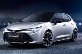 1.6T发动机 Toyota Corolla GR部分信息