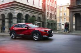 追求颜值和操控,新款马自达CX-30能否成为年轻人的完美座驾