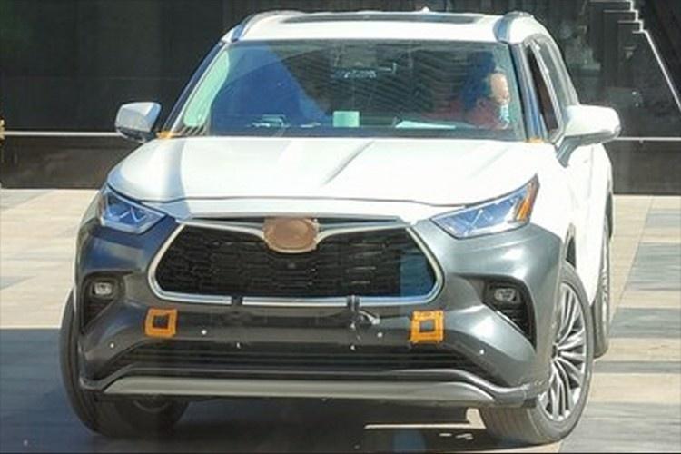 全新汉兰达领衔!2021年日系SUV将扎堆上市,都很惊艳!