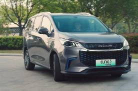 """当新能源遇上MPV,中国品牌的""""弯道超车""""已经马力全开"""