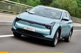瞄准新能源主流SUV市场 试驾哪吒U纯电动SUV