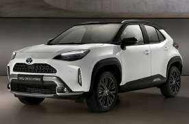 丰田Yaris Cross海外售价曝光,搭1.5L混动,价格不便宜