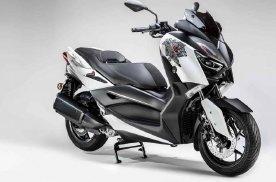 雅马哈XMax300罗马版上市 售价5999欧元限量130台