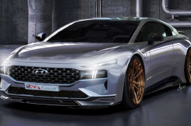 【菲常快讯】#现代推出中置引擎跑车!品牌提升?#