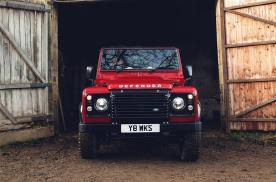 不列颠硬汉——Land Rover Defender 简史