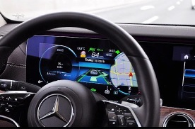 奔驰原厂升级智能驾驶23P自动驾驶辅助