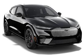 优惠后Mustang Mach-E与特斯拉Model Y对比