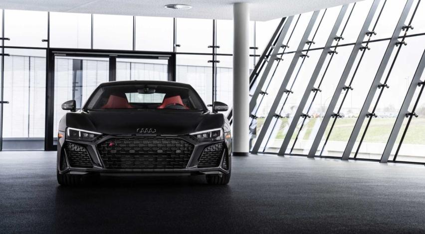 奥迪R8再发布特别版车型,只有30个土豪能拥有它