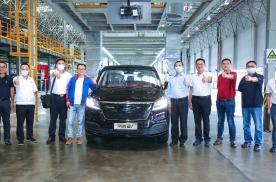 长安欧尚新能源战略的新里程:3000台科尚EV下线交付