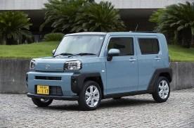 狂野系的最佳约会车?日本年轻人最爱的大发小SUV究竟有啥魅力