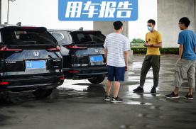 广汽本田皓影用车报告:SUV的出路是电机+内燃机