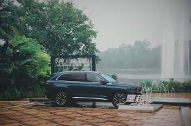 星越L:吉利汽车绝无仅有的一款SUV
