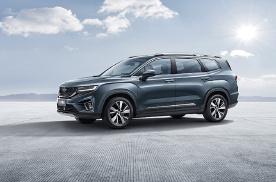 自主中型SUV新标杆 吉利豪越将于6月7日开启预售