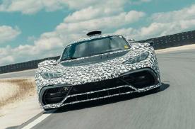 量产版梅赛德斯AMG One动力输出将超过1200马力