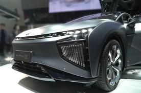 北京车展丨高合HiPhi X实拍,七扇门+三块屏,这个价值了