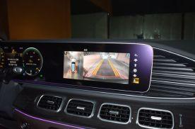 20款奔驰GLE350加装原厂360全景影像,全方位无死角
