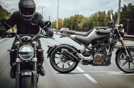胡斯瓦纳又推一好货,双ABS配备,搭KTM的发动机,售价不足