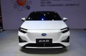 广汽本田EA6基于埃安S打造,续航510km,3月正式上