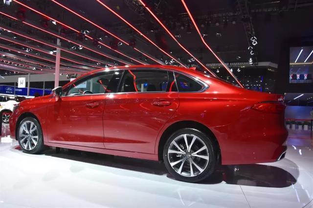 上海车展:全新一代传祺GA6重回巅峰时代,产品实力升级再升级