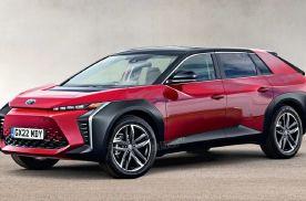 上海车展预览:身体很诚实的丰田也要构建电动车宇宙了