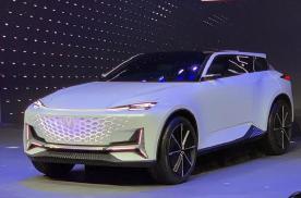 长安UNI序列第二款量产车将于广州车展首发