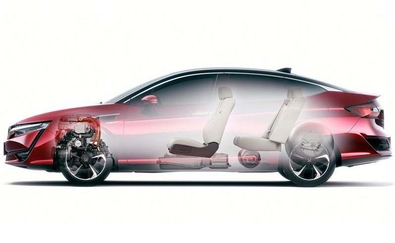 你们吹的氢燃料汽车,本田不玩了!押宝纯电动才是正路