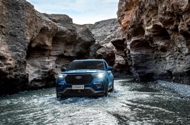 试驾福特全新探险者:这是中大型SUV中的全能者!