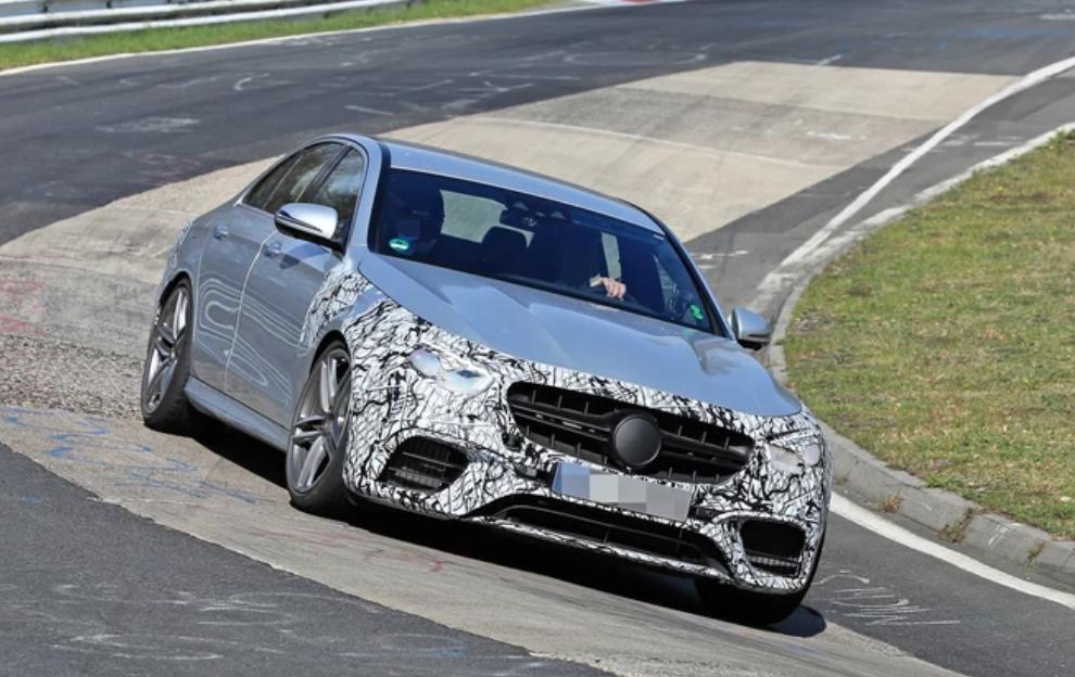 新款梅赛德斯-AMG E63将在4月底正式亮相
