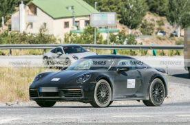 致敬经典拉力赛车 保时捷911 Safari最新谍照曝光 有望明年发布