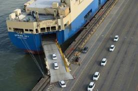 汽车出口逆势扬帆,上海口岸前五月同比增长97.4%