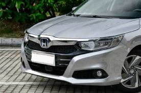 """本田""""迟到""""的中级车!销量破88万辆,外观商务,9.98万起"""
