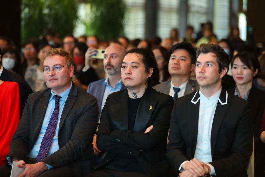 """东风雪铁龙倾情支持,""""中法文化之春""""新闻发布会圆满举办"""