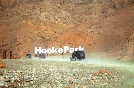 挑战世界三大越野圣地之虎克公园,穿越线路有41条,你来吗?