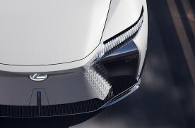 透过LF-Z概念车,雷克萨斯都想告诉我们什么?