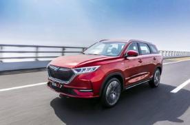 10万级智能SUV新选择,长安欧尚X7新品领衔上市