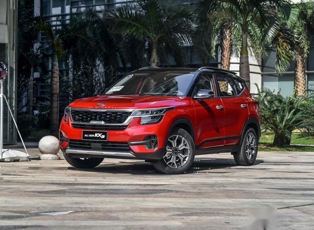 10w多落地的合资SUV,自然吸气发动机,起亚KX3性价比如-爱卡汽车爱咖号