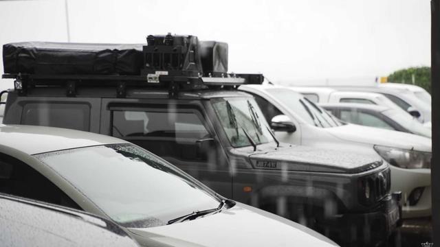 新一代铃木吉姆尼车主用车分享:什么都好,就是装不了太多东西