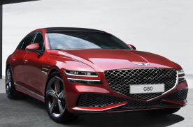 除了空间,都比宝马5系强,谁会买韩国豪华轿车G80?