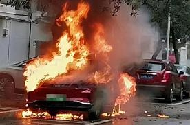威马EX5自燃频发 正忙着上市的威马汽车可旁顾有暇?