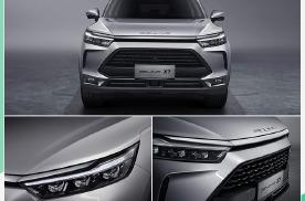 A+级SUV再添新军,BEIJING-X7成爆款车型