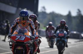 MotoGP 一人Covid-19阳性确诊隔离中
