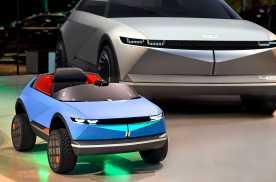现代:我们的电动汽车,大人孩子通吃……