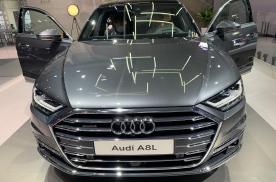作为奥迪旗下旗舰轿车,4.4s破百的奥迪A8L,有不俗的动力和颜值