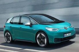 大众ID.3成欧洲最畅销电动车,留给特斯拉的时间不多了!
