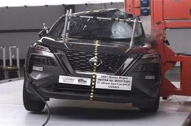 美国NHTSA测试全新奇骏,副驾正面仅获两星,日产官方回应