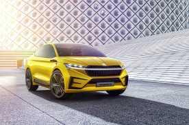 继大众之后斯柯达推出首款纯电动SUV 比大众ID.4更便宜