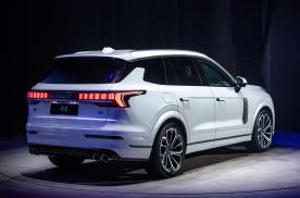新车速递,领克首款中大型豪华智能旗舰SUV领克09